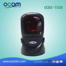 OCBS-T008 Cheap and Good Quality Desktop Omni-directional Barcode Scanner
