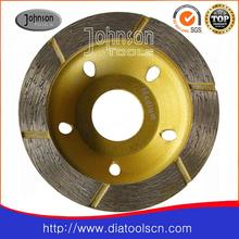 Broyeur de béton: 75mm Diamond Continuous Grinding Wheel