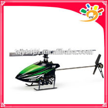Hot Selling Marque MJX F648 / F48 2.4G 4CH Single Blades RC Helicopter