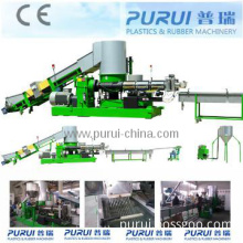 pp non  woven pellet making machinery