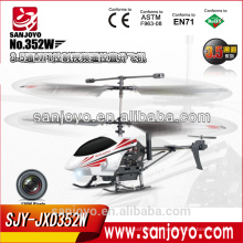 352W 3.5CH Wifi RC Helicopter With Camera & Real-time Transmission Video rc flying toys drone helicopter with camera