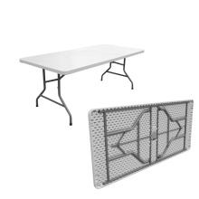 2018 современные ПНД пластиковые складной для пикника стол для открытый деятельности