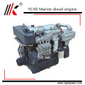 85kw 100hp Wet Type Marine Diesel engine with gearbox 100hp chinese marine diesel engine on boat With BV Certificate for sale