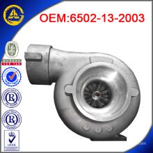 KTR130-11F 6502-13-2003 turbocharger for KOMATSU D155