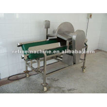 cabbage half-splitting machine