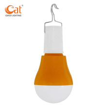 Multi-function with USB rechargeable LED emergency bulb