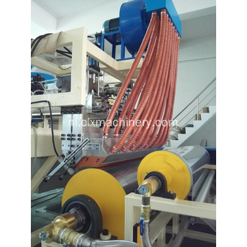 Wrapping Stretch Film Extrusion Machinery Prijs