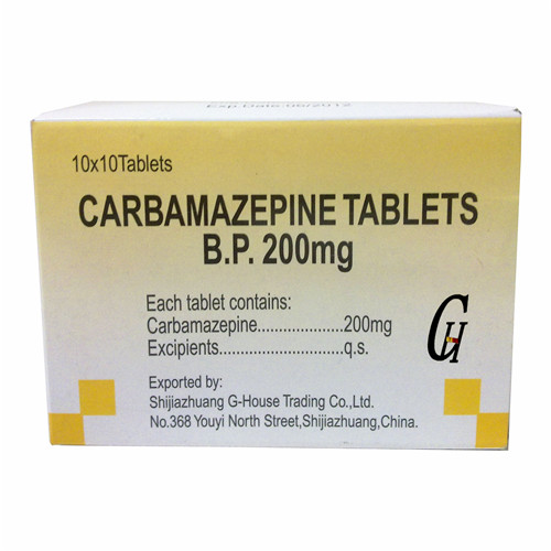 Carbamazepin Tablet 200mg