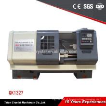 QK1327 máquina de corte de rosca de tubo cnc
