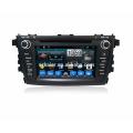 Лучшее качество андроид 7.1 DVD-плеер автомобиля/автомобиля GPS для Сузуки Алто/Celerio емкостный 7-дюймовый экран с BT