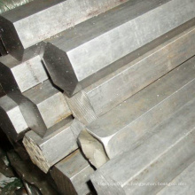Fabricación del surtidor del oro Acero inoxidable Barras hexagonales