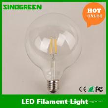 360 градусов Vintaged Ce RoHS 4W Глобус G95 Светодиодная лампа 2700k 2 года гарантии