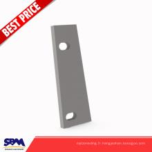 SBM VSI5X9532 utilisé plaque d'usure avec le meilleur prix