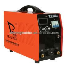 Máquina de solda MMA / TIG do inversor WS-250