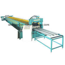 Rouleau de plate-forme de plancher en tôle d'acier galvanisé formant la machine/ ligne de machines pour le panneau de plate-forme de plancher en carton ondulé de couleur