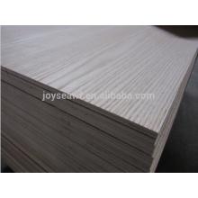 1220 * 2440 mm melamin laminiertes Sperrholz, melamingesichtes Sperrholz, billiges Sperrholz zum Verkauf