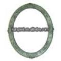 zinc die casting clock frame