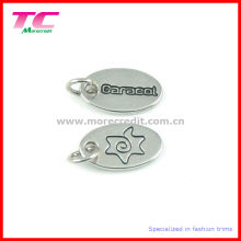 Custom Metal Jewelry Tag (TC-TAG665)