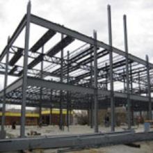 Edificio de acero prefabricado de alta calidad de bajo costo de la fábrica
