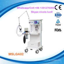 MSLGA02-I mobile ventilator anesthesia machine/Medical anesthesia ventilator machines