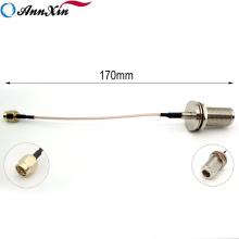 Precio bajo de alta calidad RP SMA a N Cable macho