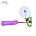 O alumínio SMD2835 de 5watt 7watt 9watt 12watt 18watt 85-265V conduziu a ampola de emergência
