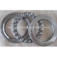 51108 51208 rodamiento de bolas de acero inoxidable de acero cromado