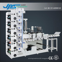 Self-Adhesive Label Flexo Printing Machine