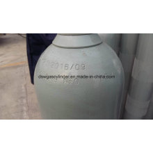 99.999% Oxygen Gas Filled in 40L Cylinder, Static Pressure: 135+_5bar with Qf-2 Valve