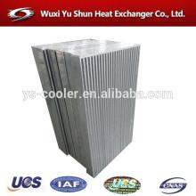 Fabricante de núcleo de enfriador de aceite de aluminio personalizado