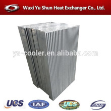 manufacturer of customized aluminum oil cooler core