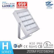 160W No UV LED Floodlight with Energy Saving and Long Lifespan