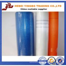 Fibra De Vidro De Malha Azul Peso 145gr / M2