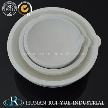 Ceramic Fire Clay Cupels Gold Laboratory Assay Cupels