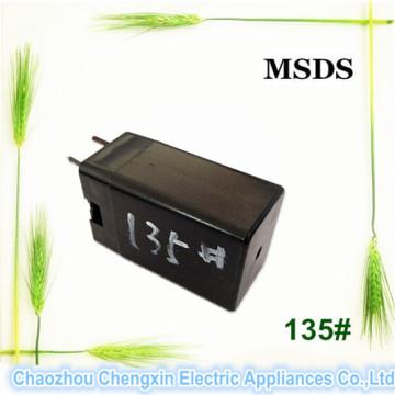 4V batería de plomo recargable luces
