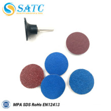 2''/3'' ao red surface quick change disc About