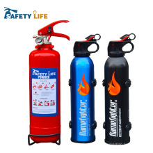 Aerosol type fire extinguisher for vehicles use/Car Use Fire Extinguisher