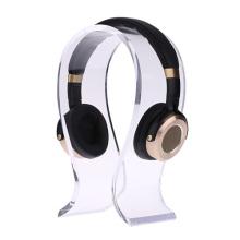 Acrylic Headphones Stand / Headset Holder / Desk Display Hanger