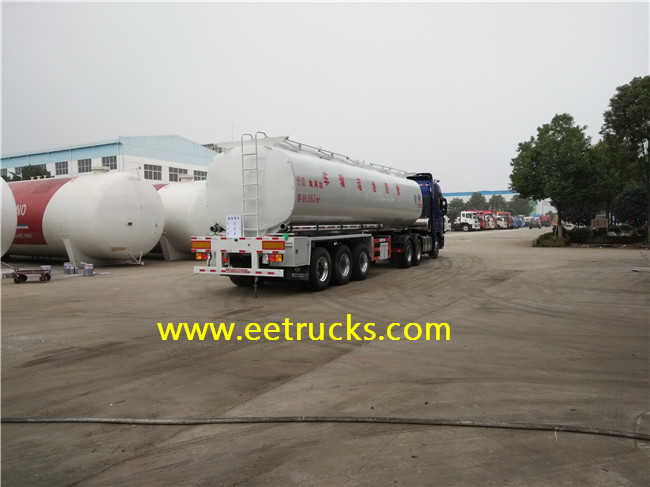 40 CBM Cooking Oil Tank Trailers