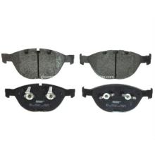 Автомобильные тормозные колодки для BMW M5 / 6 34116763652 D1151 FDB1883 2379101