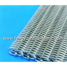 Cinto de tecido espiral secador poliéster para transportador