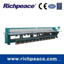Máquina de bordado automático computarizada Chenille pura