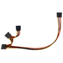 China Manufacturer Computer SATA to 3xsata Cable
