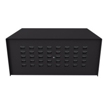 40 Ports 200W 5V 1A - 2.4A Desktop USB Charger