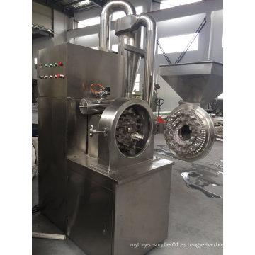 Máquina trituradora con colector de polvo