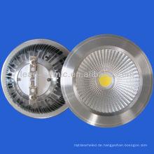Qr111 COB 10w führte Spot Downlight 12V / 220V