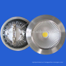 Qr111 COB 10w levou spot downlight 12V / 220V