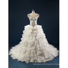 latest new gorgeous wedding dress,wedding gown, bridal gown DAV041