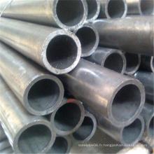 STPG42 tuyau en acier sans soudure laminé à chaud pour la construction