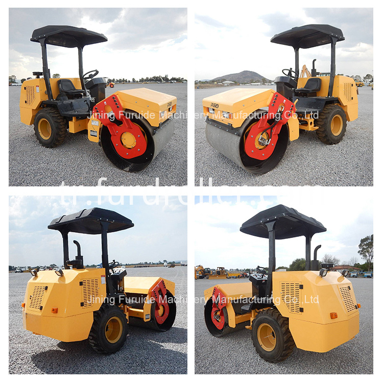 3 ton road roller (2)